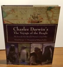 Charles Darwin's Voyage of the Beagle:Journals 2005 by Michael Kerrigan Hc/Dj
