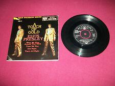 ELVIS PRESLEYb - A TOUCH OF GOLD VOL 2 RCA UK 45 E.P.RCX-1048 VINYL EX SLEEVE VG