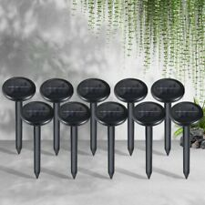 Gardeon 10x Solar Powered Snake Repeller Repellers Pest Sonic Repellent