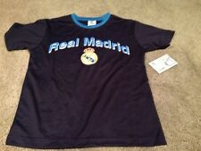 Real Madrid T Shirt Tee. Youth Small. New.