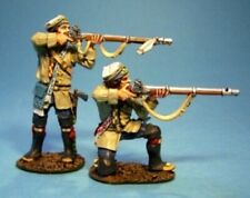John Jenkins Plaines Abraham QFM-08 French Marines in Campaign dress Firing #2