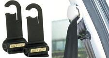 Car Seat Belt Clip PAIR Klunk Klip Comfort Adjuster Ease Slacken Belt Tension