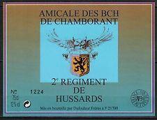 Etiquette de Vin - Bourgogne - Amicale des BCH - New - Never Stuck - Réf.n°100