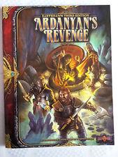 Ardanyan's Revenge (tierra amanecer) llameante cobra earthdawn: tercera edición 3E Libro