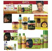 Organic Root Stimulator OLIVE OIL HAIR CARE PRODUCT/FULL RANGE***