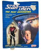 1988 Star Trek The Next Generation Commander William Riker Galoob Action Figure