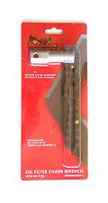 Teng 9120 LLAVE FILTRO DE ACEITE CORREA CADENA 120mm Tapón 1.3cm DRIVE 112310206