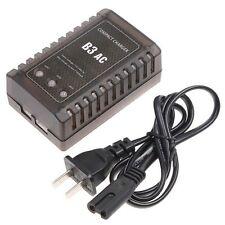 B3 AC 2S-3S 7.4V 11.1V Lipo Battery Balancer Charger 110V-240V