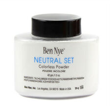 Ben Nye Classic Colorless Translucent Face Powder - Neutral Set - 1.5 oz