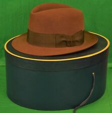 Lock & Co Fedora Hat for Brooks Brothers New in Box!