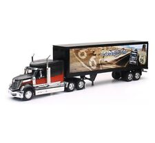 NEWRAY 1:32 LONG HAUL TRUCKER KENWORTH W900 ROUTE 66 DESIGN DIECAST CAR SS-13443