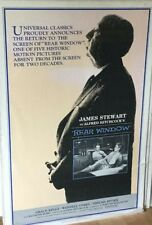 Alfred Hitchcock's Rear Window - Universal Classics one-sheet poster