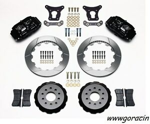 "1993-1997 Camaro,Firebird Wilwood Superlite 6 Front Big Brake Kit,13"" Rotors."