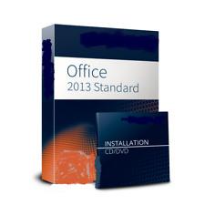 Microsoft Office 2013 Standard 32 Bit Version mit SP1-Updates für einen PC