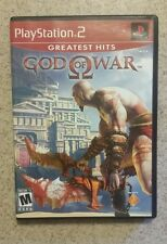 God of War Greatest Hits (Sony PlayStation 2) Pre-Owned. Works. PS2. God Of War!