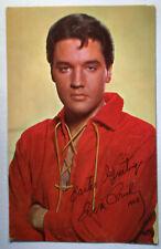 Elvis Presley 1968 Easter Greeting Postcard #3342.1