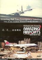 Kai Tak Hong Kong Airport Emergency Landing DVD