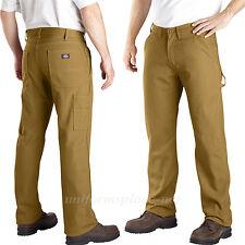 Dickies Carpenter Jeans Mens Relaxed Fit Straight Leg Carpenter Duck Jean DU212
