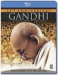 Gandhi - 25th Anniversary (Blu-ray Disc, 2009, 2-Disc Set)