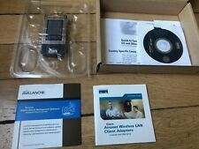 Cisco Aironet 5 GHz 54 Mbps Wireless WLAN WIFI Adapter (CB20A) NEW PCMCIA Card