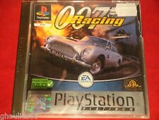 007 RACING PLAYSTATION 1 JAMES BOND 007 RACING PS1 PSONE PS2 PS3