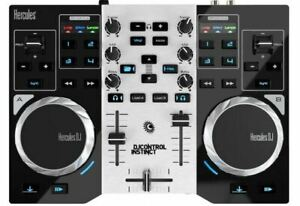Hercules DJ Control Instinct S Series Party Pack 2Deck Controller ohne Licht