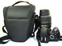 Camera Case Bag for Canon Rebel T4i T3i T2i T1i T5i T3 EOS 650D 600D 1100D 7D 5D