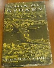 Saga of Sydney - Frank Clune - Subscribers edition and 1st edition 1961