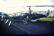 """4/438-2  Kamov Ka-50 """"Black Shark"""" Russian Air Force Kodachrome SLIDE"""