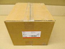 10 NIB WIREMOLD 2347 SURE SNAP NM DEVICE BOX SHALLOW 1 GANG IVORY BOX OF 10