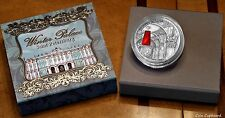 Niue 2014 $2 Winter Palace Saint Petersburg 2 Oz Silver Coin, only 666 minted