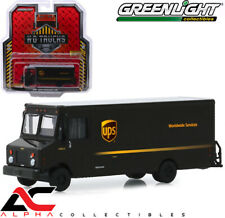 GREENLIGHT 33170C 1:64 2019 PACKAGE CAR VEHICLE UPS UNITED PARCEL SERVICE