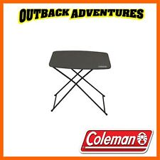 Coleman Table Utility Portable Lightweight Folding 3 Position Camping Outdoor