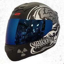 Motorcycle Helmet LS2 Ff352 Rookie Brilliant Matt S