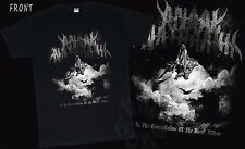 ANAAL NATHRAKH- In the Constellation of the Black Widow,T_shirt-SIZES:S to 6XL