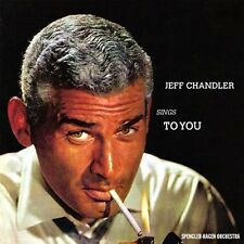 CD JEFF CHANDLER SINGS TO YOU A LOVELY WAY TO SPEND AN EVENING HOLD ME  YOU & I