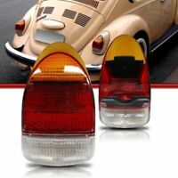 VW bug EURO Tail Light Lens 1968 1969 1970 Volkswagen beetle taillight lens PAIR