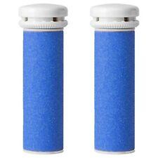 Emjoi Micro-Pedi Foot Buffer Blue Refill Rollers (extra coarse)
