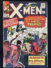 New listing X-Men #5 (1964) Vg- (3.5) Early Magneto and Scarlett Witch Appearances