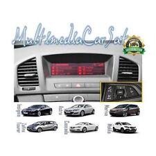 Vivavoce Viva Voce Opel Zafira Comandi Volante Display Originale Integrato