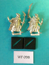 Warhammer Fantasy - Dark Elf - Black Arc Corsairs x2 - Metal WF98