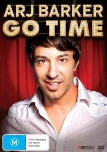 Arj Barker - Go Time DVD