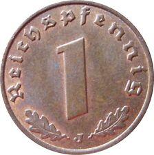 J361   1 Pfennig DRITTE REICH  1937 J in VZ-STG  1502379