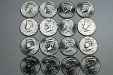 2001 2002 2003 2004 2005 2006 2007 2008PD Uncirculated Kennedy Half Dollar  Set