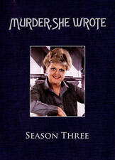 Murder She Wrote Complete Season 3 (Three)  Set Starring Angela Lansbury 6 DVD