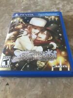 Code Realize Wintertide Miracles - Sony Playstation PS Vita Complete