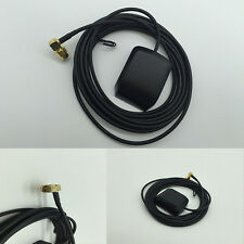 28dB LNA Gain 1575.42MHz Male SMA Male GPS Active Antenna Aerial Connector Cable