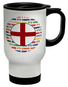 It's Coming Home - Circle Travel Mug Cup