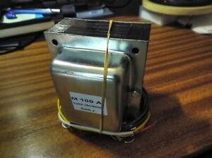 Valve Output Transformer for Marshall 100W (4 x EL34) amplifier