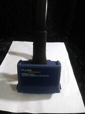 "Fluke Networks OMNIScanner Universal Permanent Link Adapter T568B 39"" CABLE"